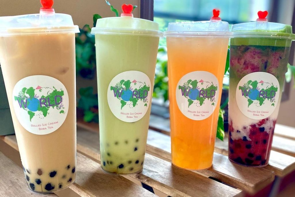 10 Shops For Traditional And Non-Traditional Milk Tea Toppings In Charlotte