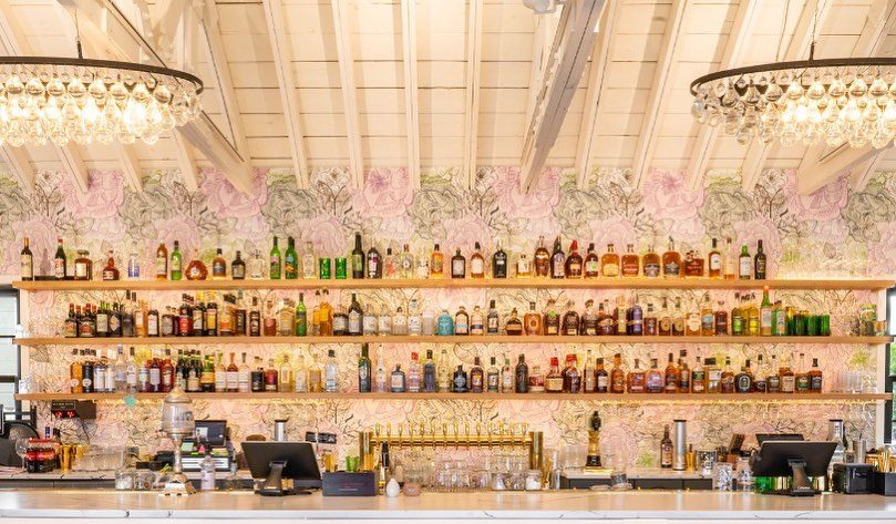 This Stunning Restaurant, Set In A Renovated Church, Is Serving Whimsical Cocktails And Dishes