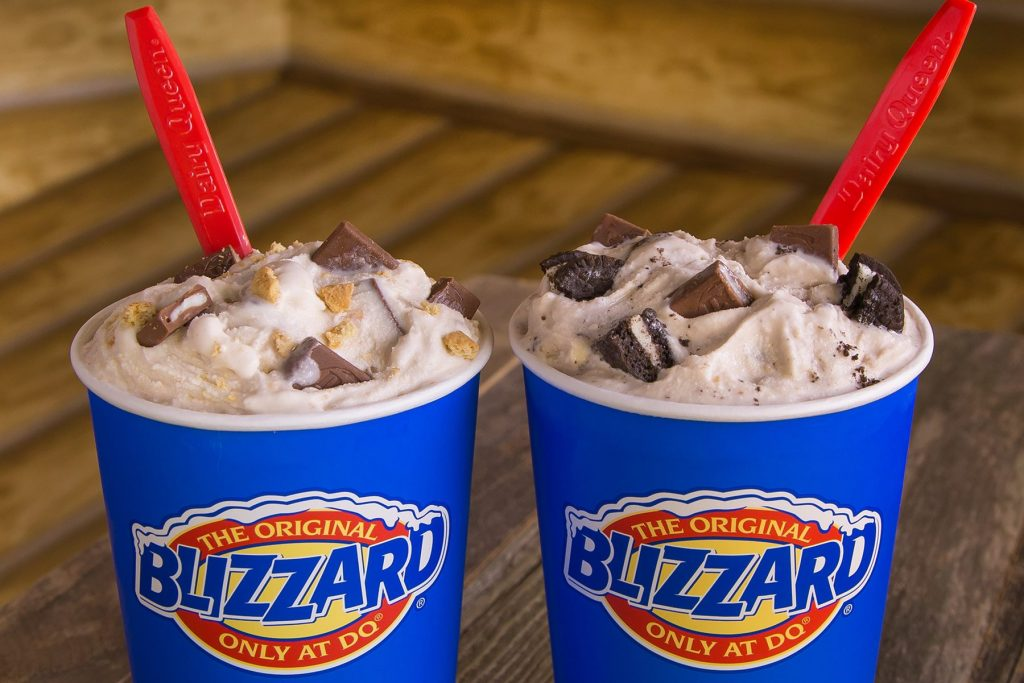 Dairy Queen Is Hosting A Limited-Time Sweet Sweepstakes For A Chance To Win Free Blizzards