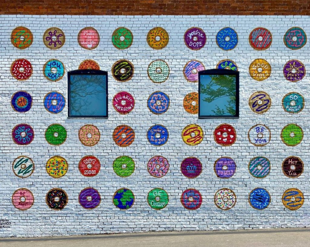 10 Of The Most Photo-Worthy Murals In Charlotte