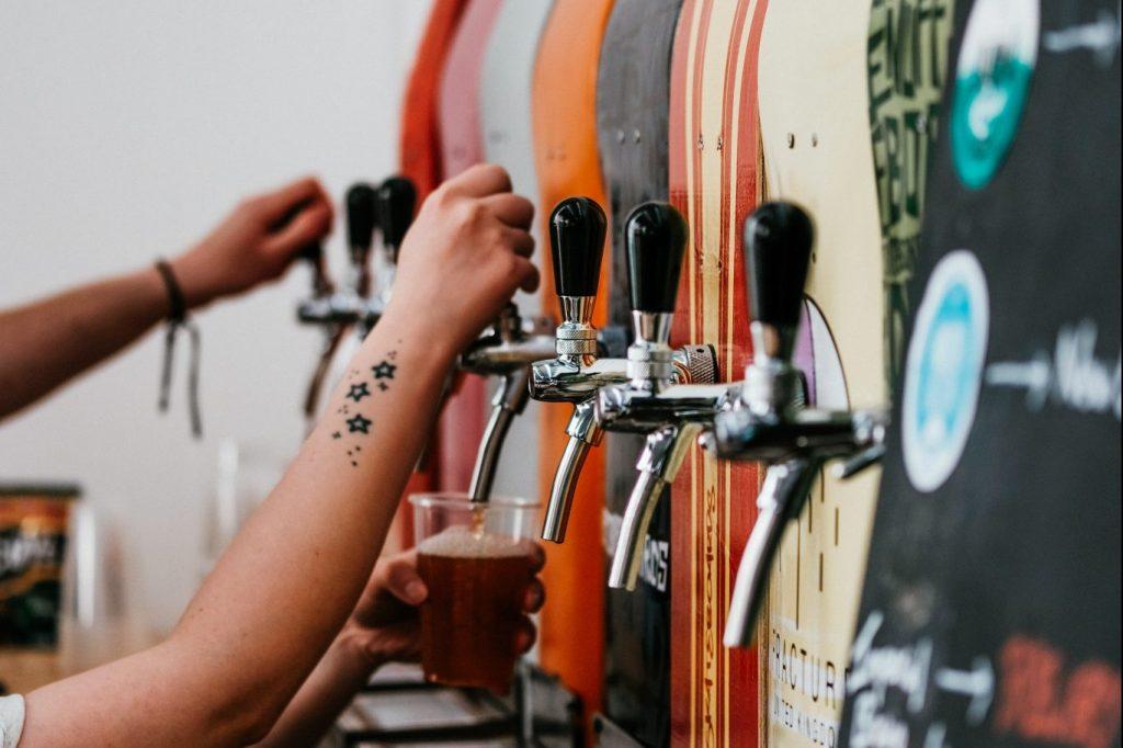 9 Innovative & Beloved Breweries In Charlotte's NoDa Neighborhood