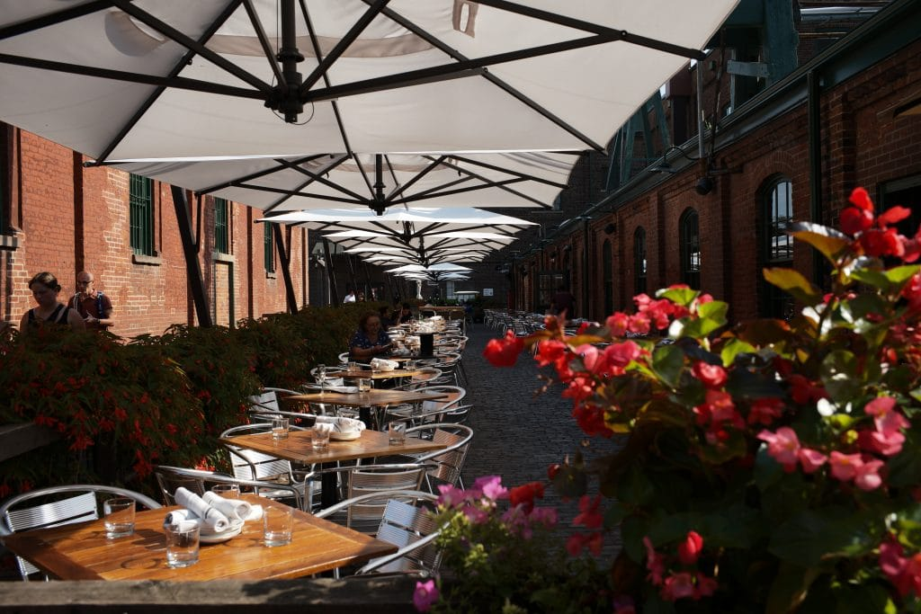 16 Lovely Outdoor Patios In Charlotte Serving Up Delicious Boozy Brunch