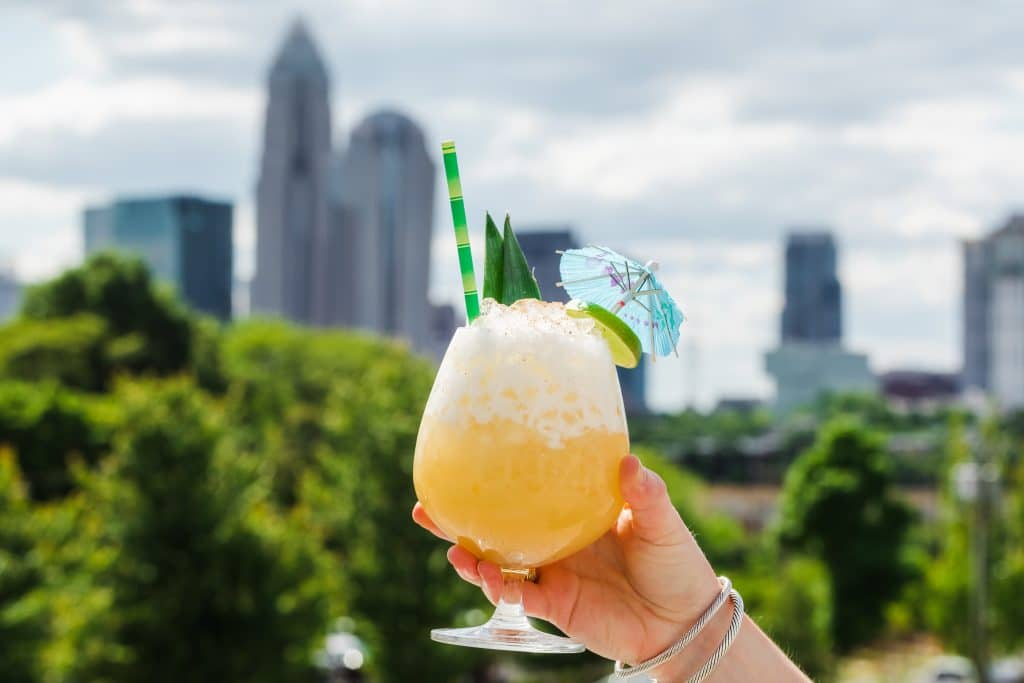 Charlotte's Newest Tropical Cocktail Bar Is Headed To Belmont In September