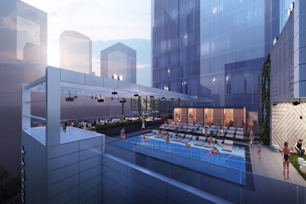 This New Hotel In Uptown Will Host Two New Restaurants, A Rooftop Bar, and A Spa