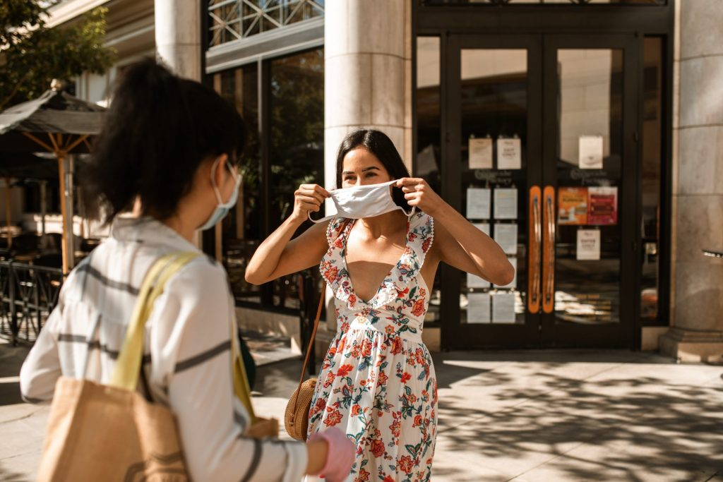 On Tuesday, The CDC Announced Their Latest Updates On Masks & Indoor Public Spaces