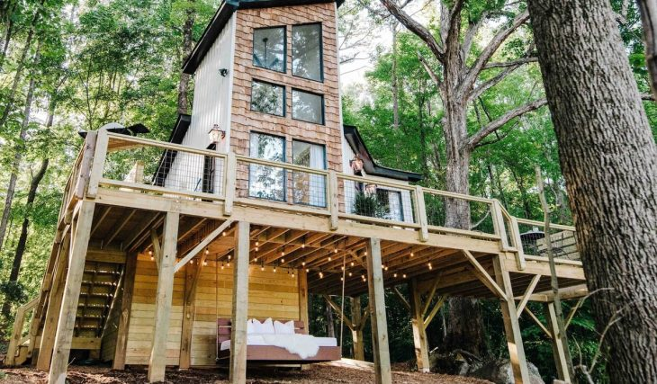 8 Unique Concept Air BnBs To Enjoy The Great Outdoors In North Carolina