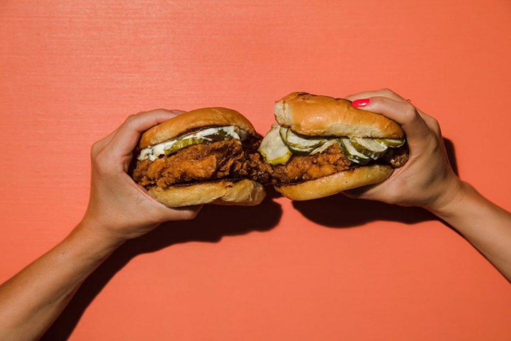 6 Places To Grab A Mouth-Numbing Hot Chicken Sandwich In Charlotte