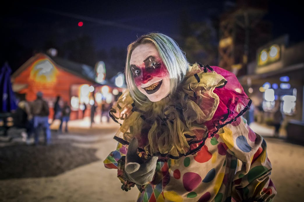 Enjoy The Best Of Spooky Season At These 8 Terrifying Haunted Houses & Trails In the Carolinas