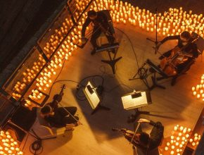 Experience Breathtaking Music By Candlelight In These Beautiful Charlotte Spaces