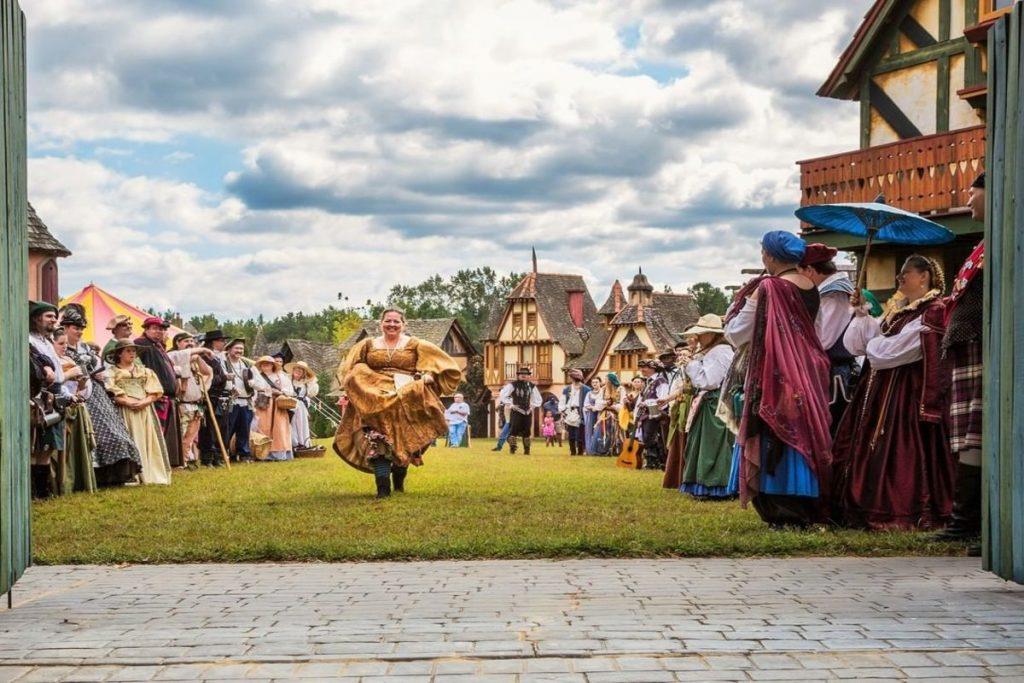 Turkey Legs And Jousting Awaiteth You At The Carolina Renaissance Festival, Starting Saturday