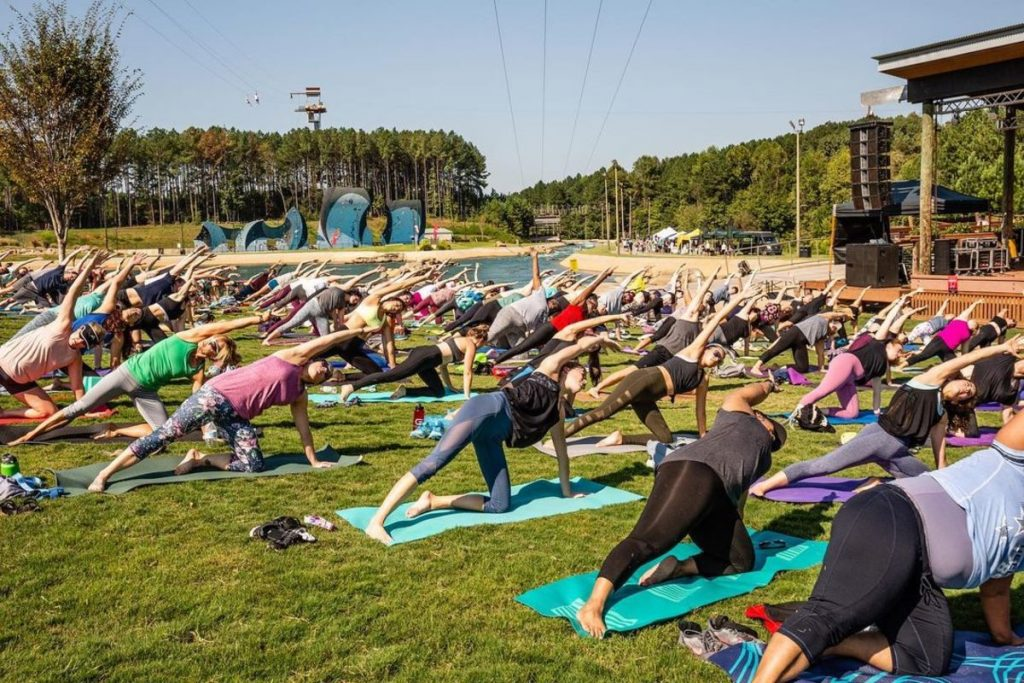 Embrace Your Inner Yogi At This Wellness Fest On Saturday September 18th