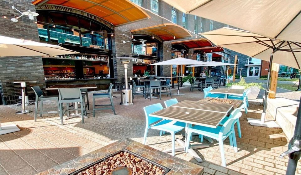 13 Lovely Heated Patios To Stay Warm This Fall in Charlotte
